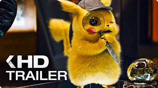 POKEMON: Meisterdetektiv Pikachu Trailer 2 German Deutsch (2019)