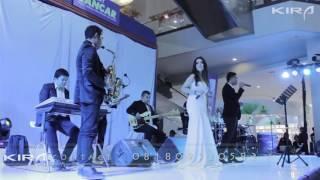 Kamu yang kutunggu - Rossa feat Afgan - Cover - by Kira Entertainment at Paragon