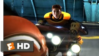 Spy Kids 3-D: Game Over (6/11) Movie CLIP - The Mega-Race (2003) HD