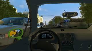 Daewoo Matiz 2000 Езда