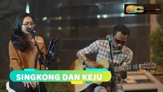 Download Singkong Dan Keju Cover By Christy Tabudji & Tofan