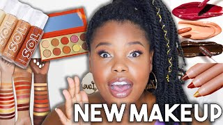 SO EXCITING! Lustworthy Makeup Products- Fenty Beauty, KKW Beauty + MORE
