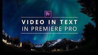 Pond5 Quick-Tipp: Erstellen Sie Video-Text In Premiere Pro