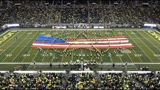 Oregon Marching Band: The Marvel Cinematic Universe