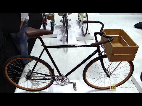2017 Linus Avanti 2 City Bike - Walkaround - 2016 Interbike Las Vegas