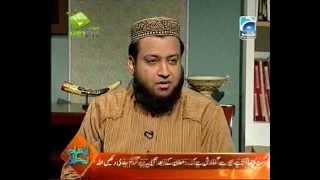 Junaid Jamshed - Maulana Saad Nomani Geo Tv - 7th September 2010 (2).flv