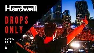 Hardwell Drops Only | Ultra Miami 2013 | We Rave You Throwback
