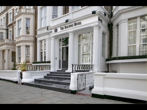 Best Western The Boltons Hotel London Kensington - London Hotels, UK