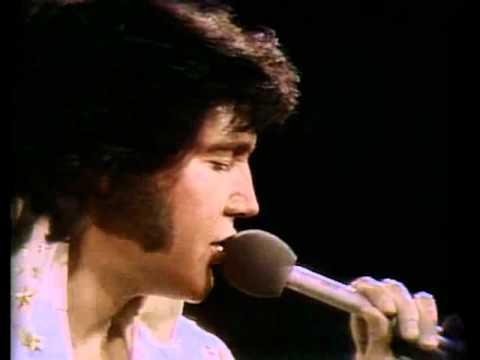 Elvis Presley  -  What now my love (Live 1973  Best version!)