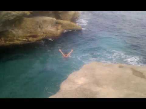 Swimming @ Dahlet Qorrot
