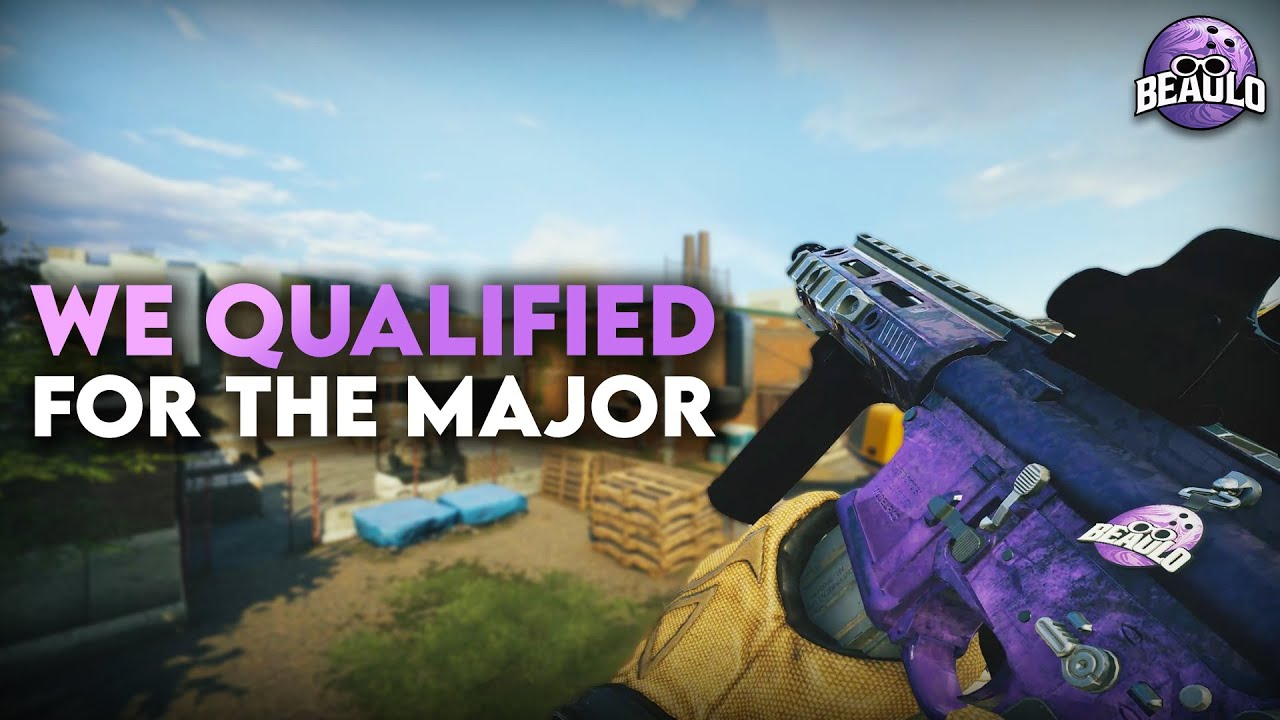 WE QUALIFIED FOR THE MAJOR (Stream #62) - Rainbow Six Siege