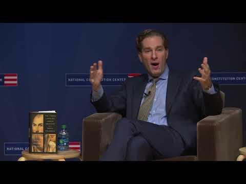 Noah Feldman: The Three Lives of James Madison (HD)