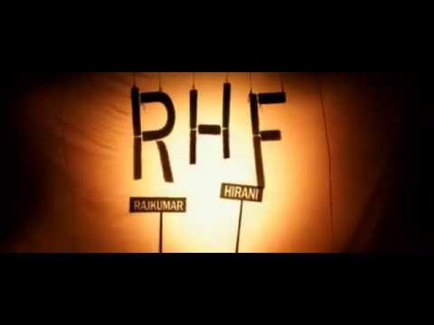 Rajkumar Hirani Films (RHF) logo