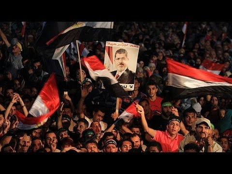 Thousands protest for and against Egypt's military at Eid