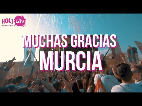 After movie HOLI LIFE MURCIA Cabezo de Torres 4th Carnival Edition 25-02-2018