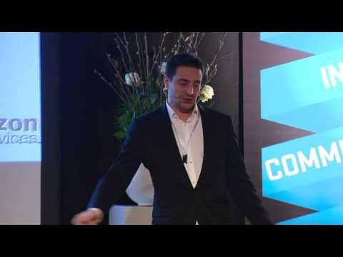 WWV2016 Amazon Web Services David de Santiago Digital Innovation and Disruption: The Amazon recipe