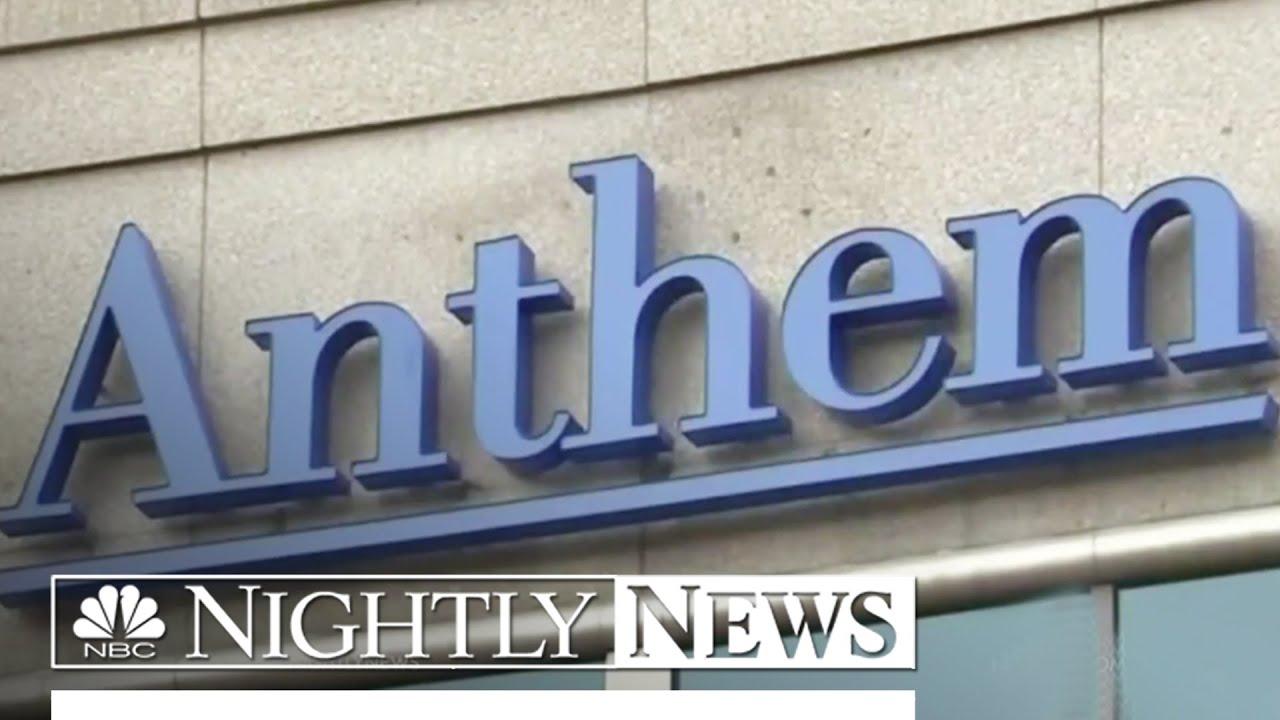 Anthem Health Insurance Hack Leaks 80 Million SSN's | NBC ...