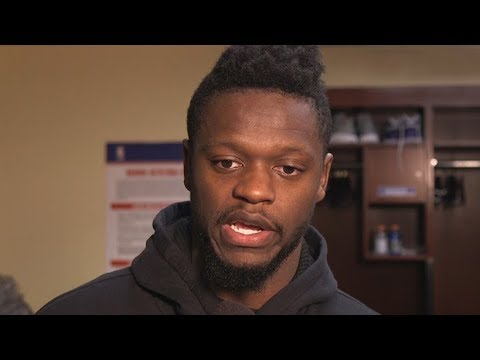 Julius Randle Postgame Interview / LA Lakers vs LA Clippers / Dec 29