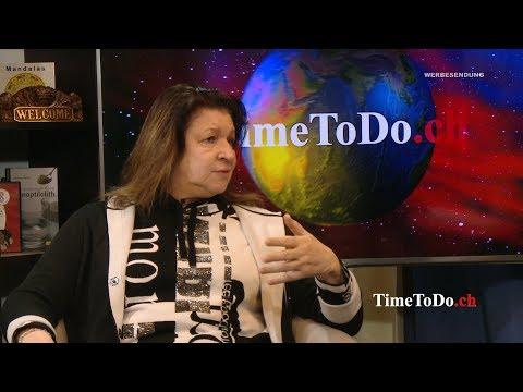Sanazon Therapie bei Rheuma und Arthrose - Sabine Linek bei TTD vom 12.02.2019