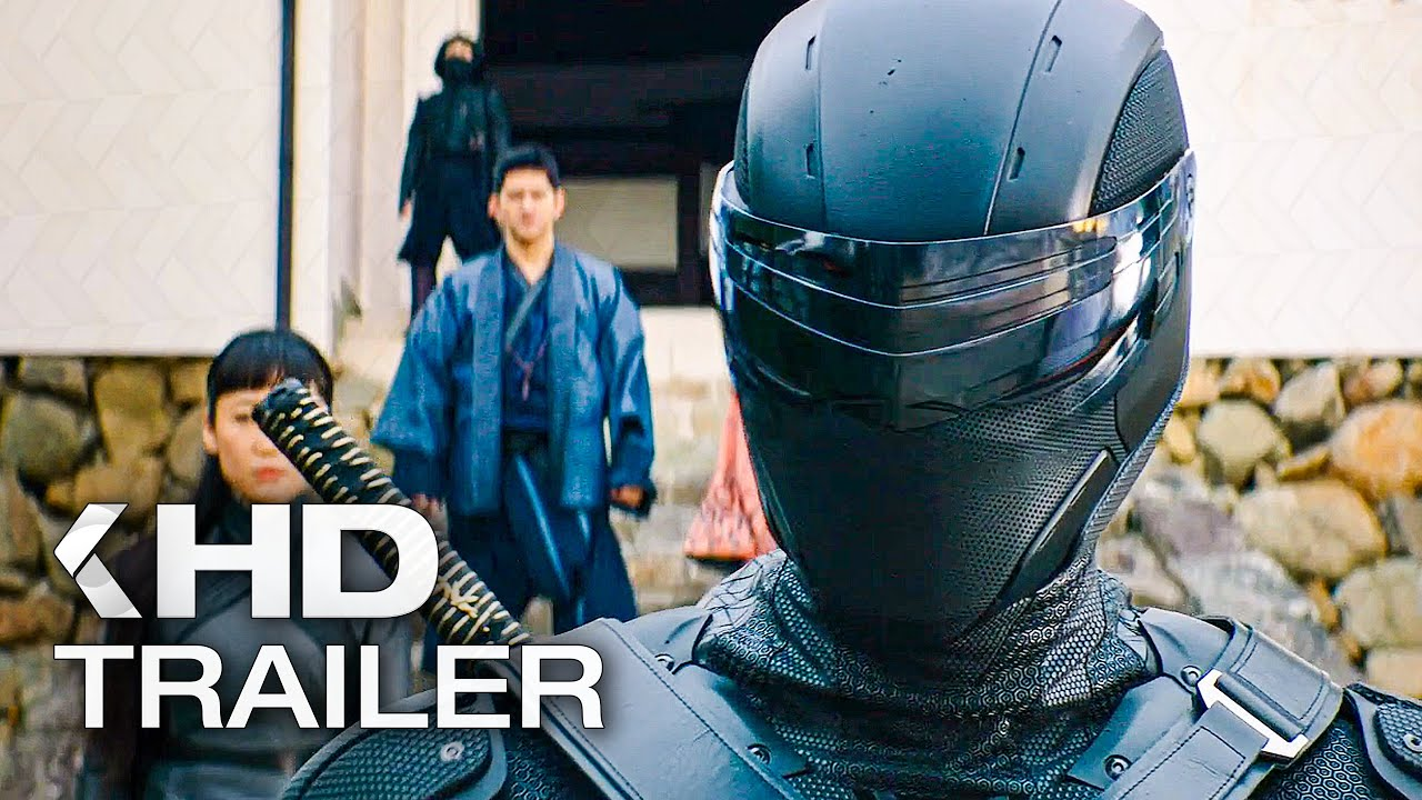 Snake Eyes G I Joe Origins Trailer 2 2021 Youtube