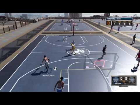NBA 2k16 Summer Hoop mix tape