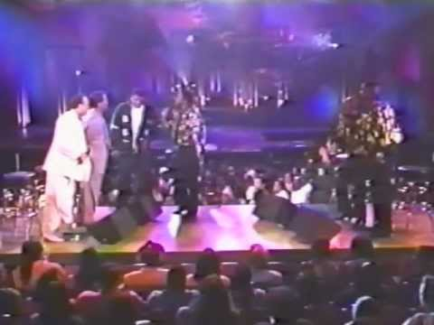 1991 The O'Jays vs The Hard Way on Townsend Television