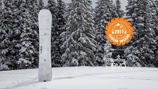Best Snowboards of 2016-2017: Ride Alter Ego  - Good Wood Snowboard Reviews<