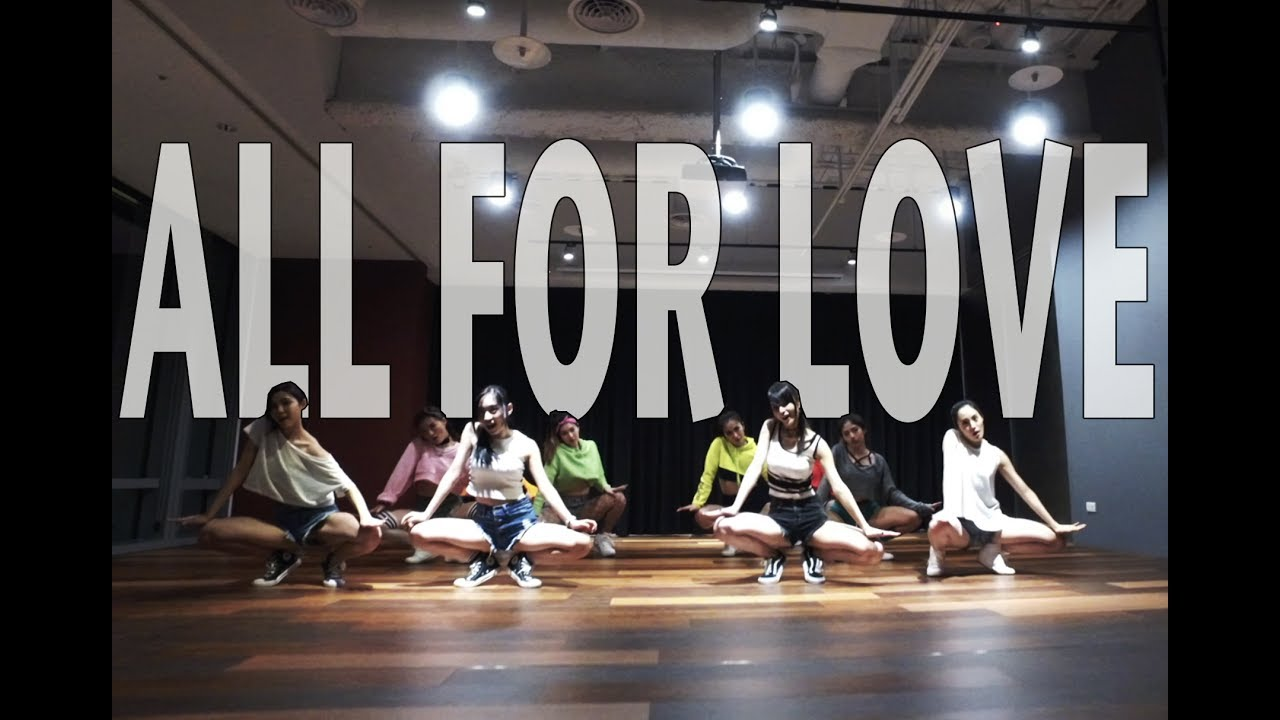 IVI 愛為愛 All For Love (Dance Practice Video)