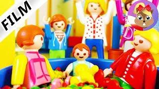 Playmobil Film polski | Emma idzie do przedszkola za Juliana - wagary | Serial - Wróblewscy
