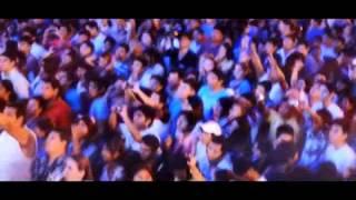 Ricky Luis-Fuiste Tu Feat DLG  (Live In Bolivia)