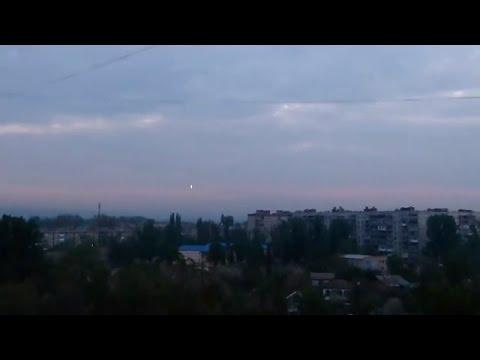 Ukraine War - Combat firefight during counter-terror operation in Sloviansk Ukraine