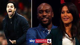 Has Arteta done a better job at Arsenel than Jose at Spurs? | Carlton Cole & Sam Quek | KOTPL