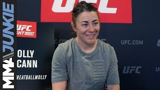 UFC Liverpool: Molly McCann full pre-fight interview