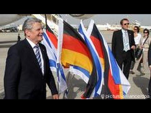 Staatsbesuch - Bundespräsident Joachim Gauck in Israel | Politik direkt