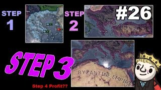 Hearts of Iron 4 - Waking the Tiger - Restoration of the Byzantine Empire - Part 26