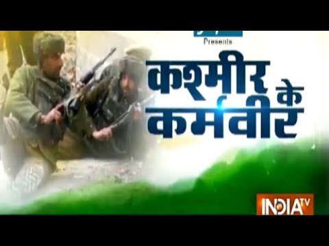 India TV Special: What an Indian Army soldier in Kashmir goes through