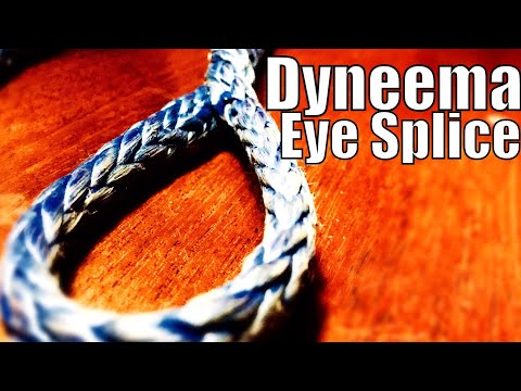 [How To] Dyneema Eye Splice | Sailing Wisdom