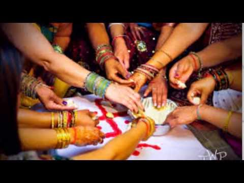 pithi gujarati wedding song