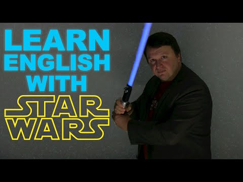 Learn English with STAR WARS!