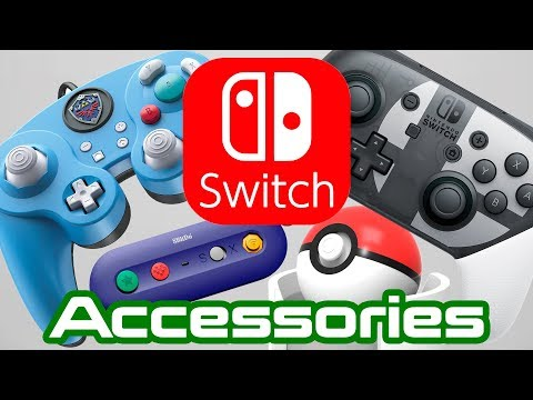Best Nintendo Switch Holiday Accessories