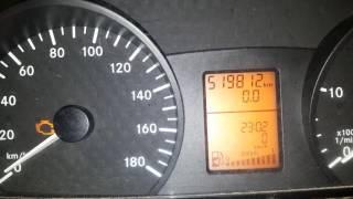 Sprinter yağ reset sıfırlama türkçe 2012 ve üzeri