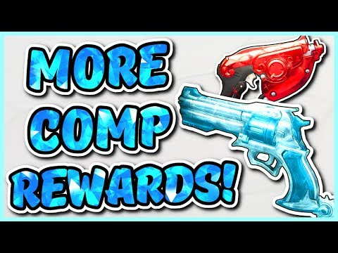 Overwatch - WHY COMPETITIVE NEEDS MORE REWARDS (Diamond Weapons?!) thumbnail