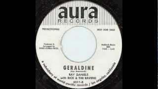 Rick & the Ravens - Geraldine (HD)