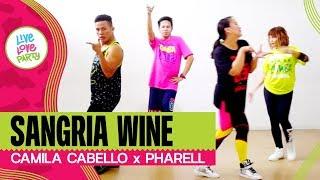 Baixar Sangria Wine by Pharrell Williams x Camila Cabello | Live Love Party™ | Zumba® | Dance Fitness