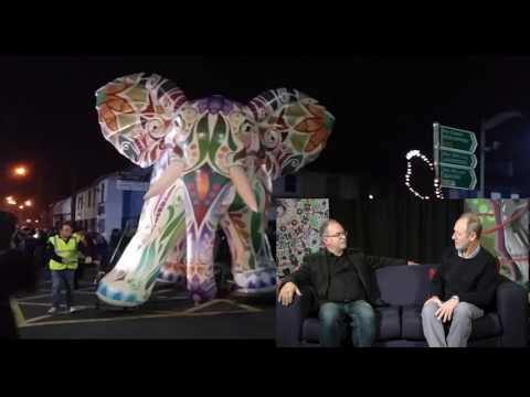 Dead of Night Festival film by Chris Devlin Longford 31 Oct 2016