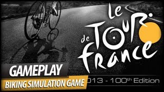 Tour De France 2013 100th Edition - Gameplay (First Look)