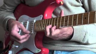 Sealed with a Kiss. Hank Marvin cover.Phil McGarrick. + BT. And Tabs.