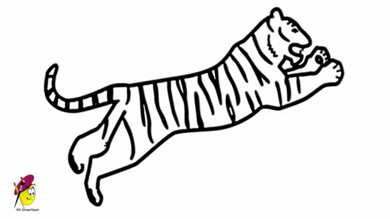 Puma Easy Drawing How To Draw A TravelBookTV