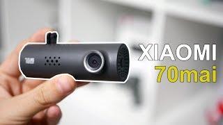 Xiaomi 70 minutes (70mai), una cámara para el coche básica y barata
