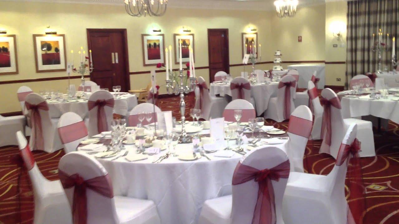 chair cover hire merseyside office star wedding decoration candelabra